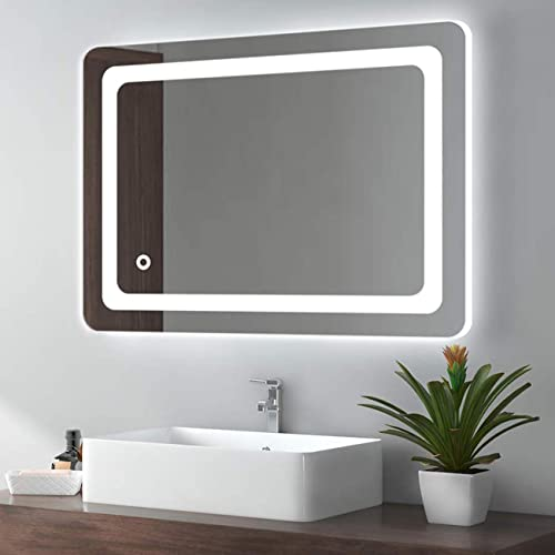 Buy Cozy Castle Bathroom Mirror With Led Lights Lighted
