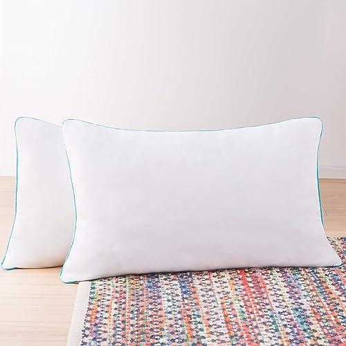 Buy Linenspa 2 Pack Shredded Memory Foam Pillows Moldable