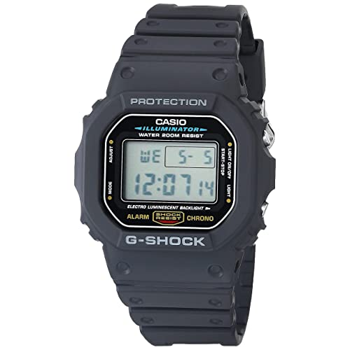 Buy Casio Men's G-Shock Quartz Watch with Resin Strap, Black, 20 (Model:  DW5600E-1V) Online in Japan. B000GAYQKY